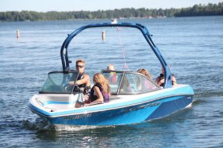 The Camp Foley Ski Boats: A personality investigation