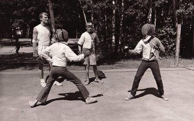 The History of Fencing