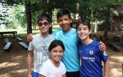 Hey Parents! Benefits of Overnight Camp